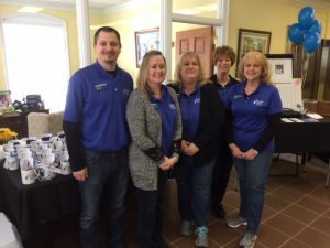 Fidelity Bank Associates at Customer Appreciation Day
