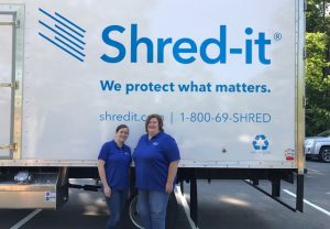 Fidelity Bank Shred-It Event