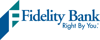 Right By You - Fidelity Bank Logo
