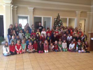 Class Photo of Lee M. Waid Elementary in Rocky Mount,VA
