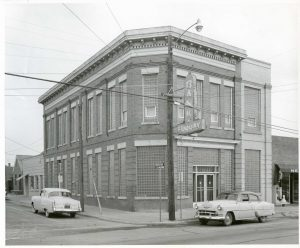 Fidelity Bank, Previously known as the Bank of Fuquay in 1959